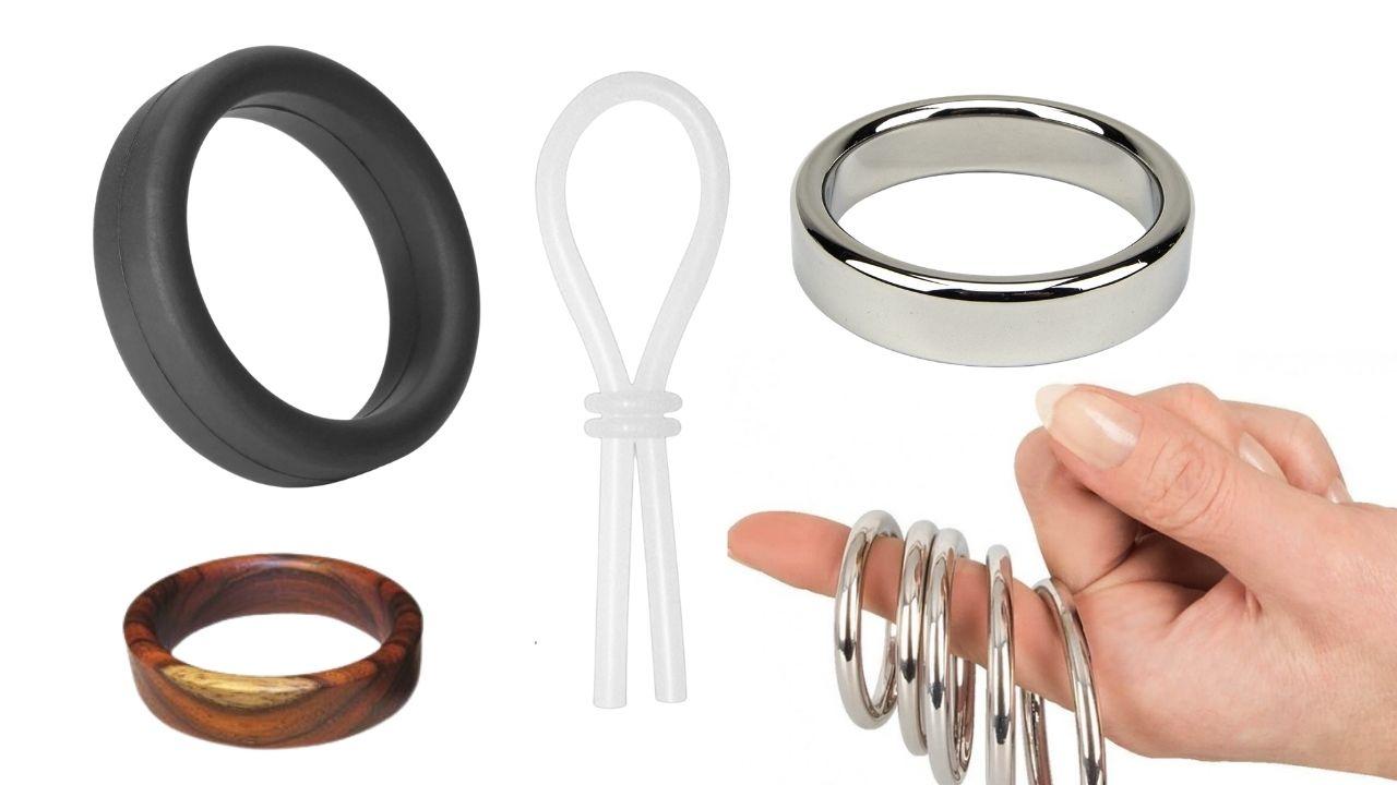 Miből készülhet a péniszgyűrű