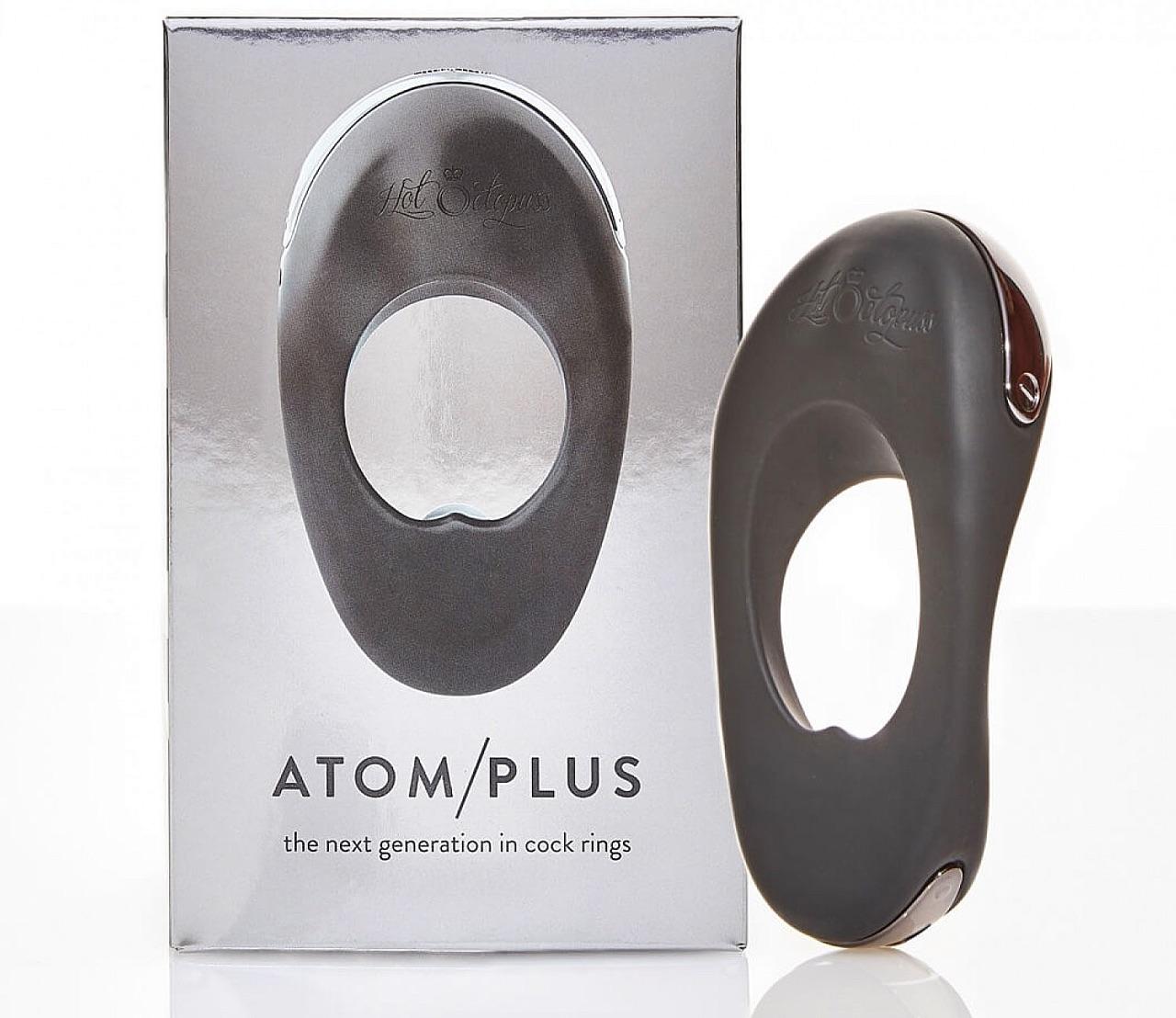Atom Plus akkus dupla-motoros péniszgyűrű