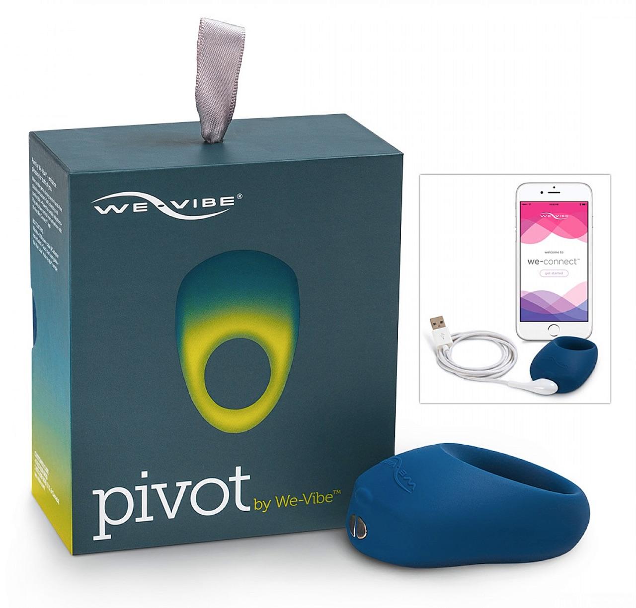 We-Vibe Pivot akkus vibráló péniszgyűrű